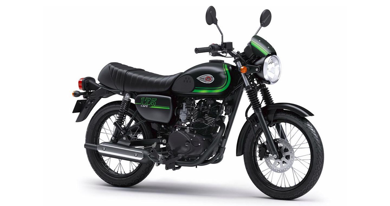 Kawasaki W175 phiên bản Fi sắp được bán tại Ấn Độ kèm giá siêu rẻ?