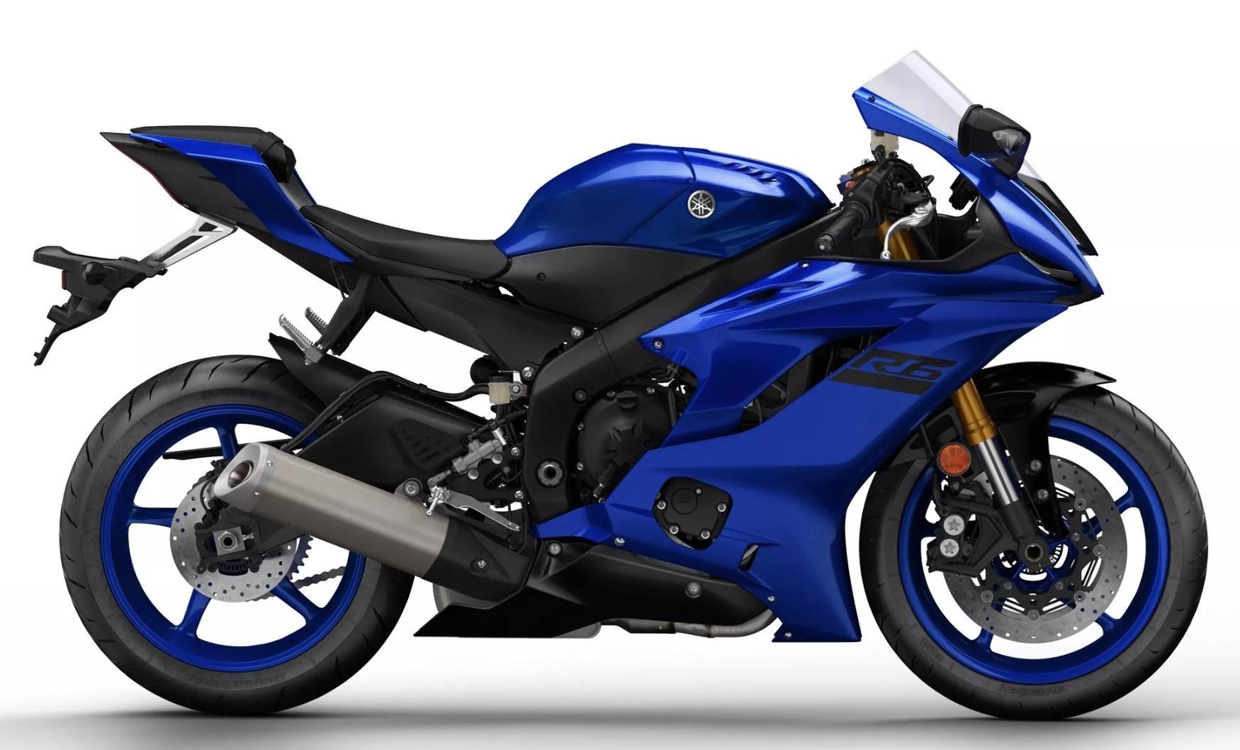 Yamaha YZF-R25 tăng sức mạnh đáng nể với động cơ 4 xy lanh mới
