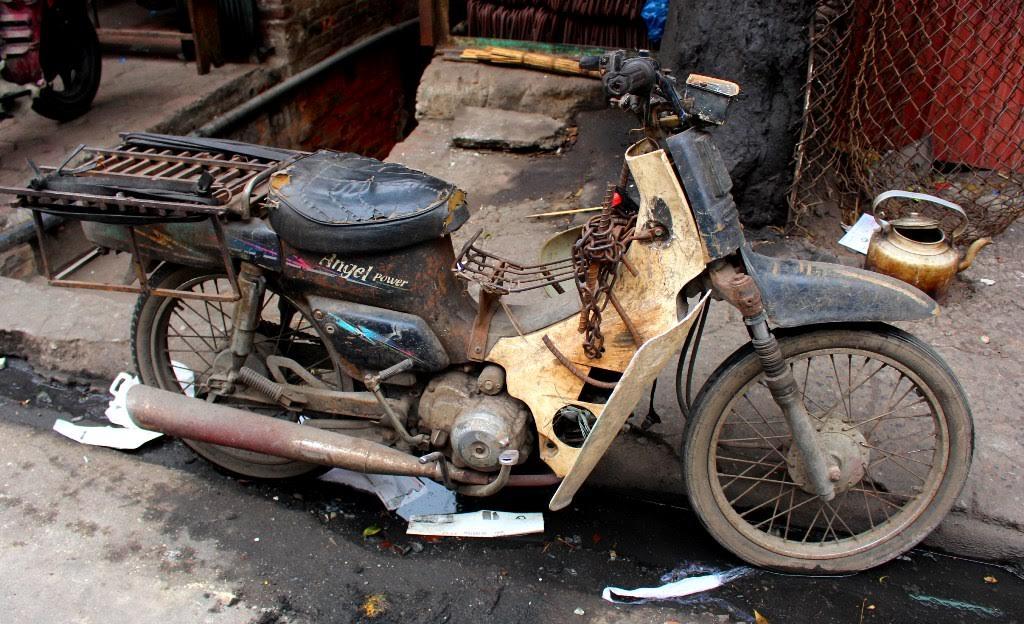 Những tips kiểm tra chất lượng của xe máy cũ