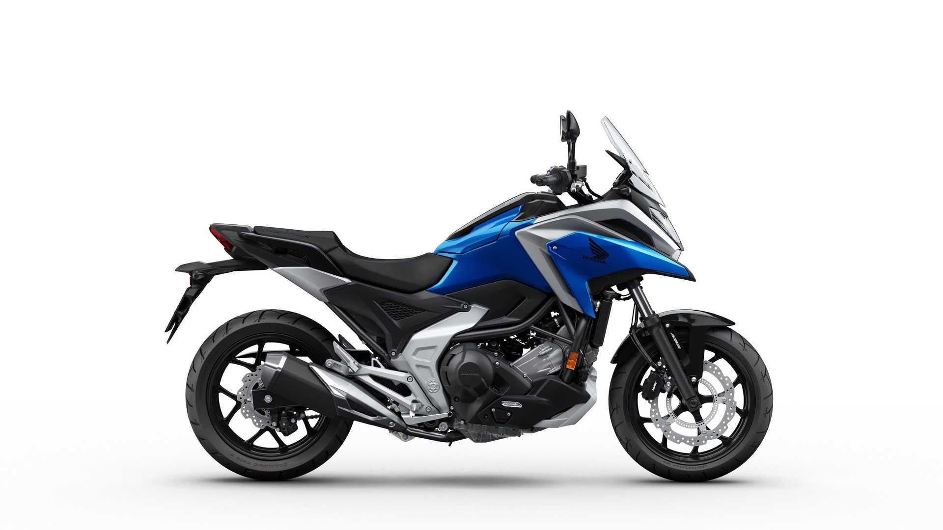 Thông tin về NC750X phiên bản 2021 - Mẫu adventure mid-size mới đến từ Honda