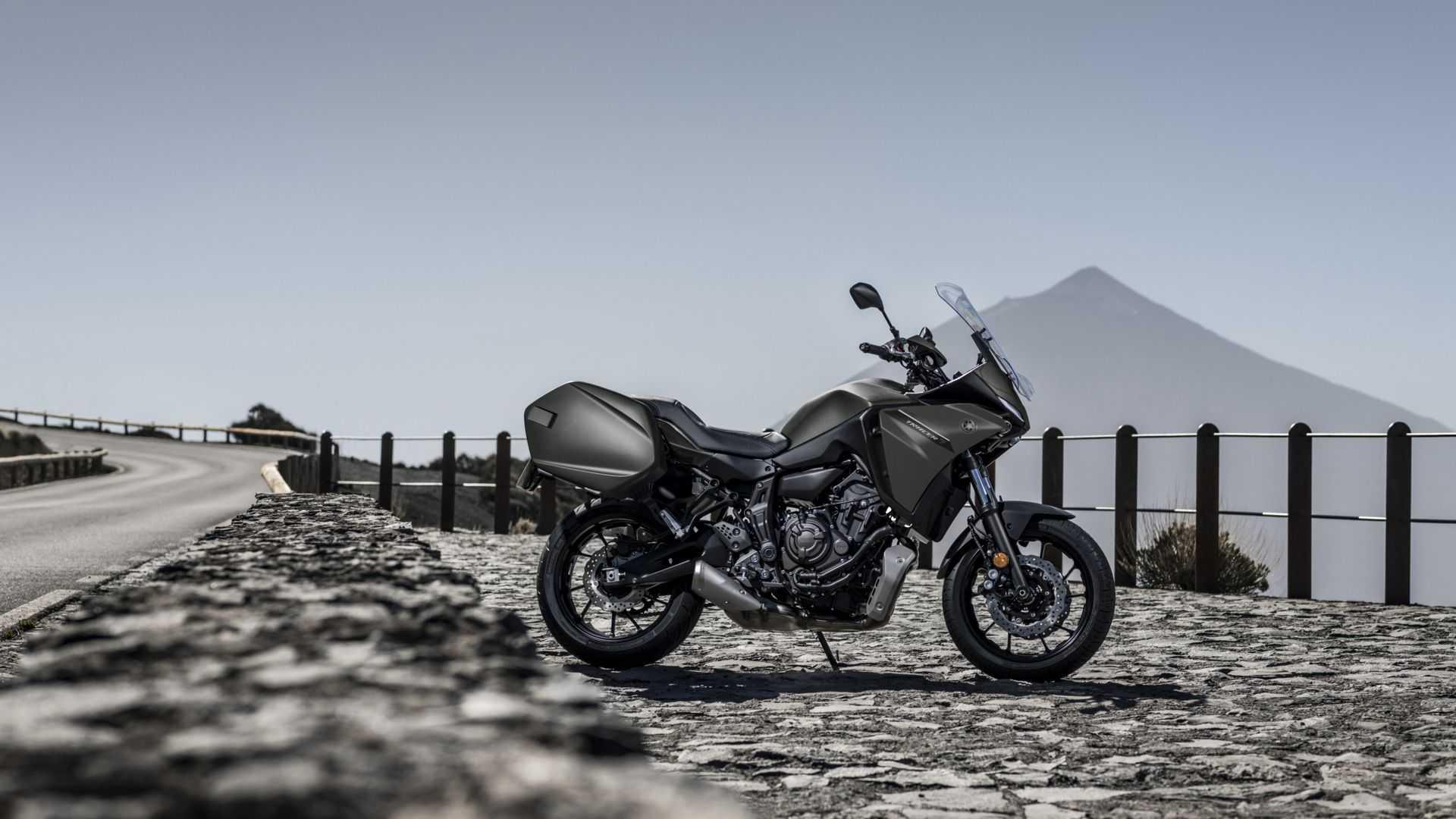 Yamaha ra mắt Tracer 7 GT 2021 - Thêm nhiều phụ kiện hấp dẫn dành cho phượt thủ