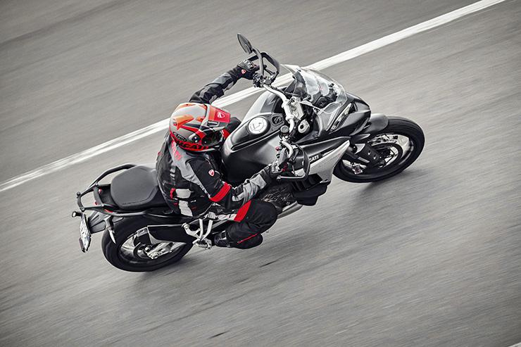 Tất tần tật về Ducati Multistrada V4 2021: Xứng danh siêu phẩm