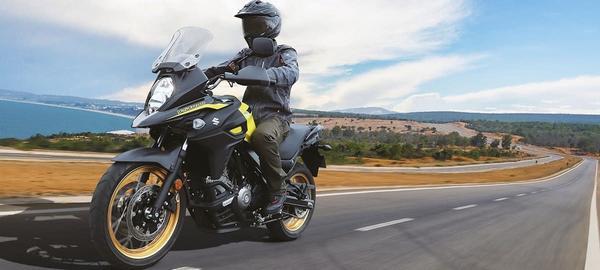 V-Strom 650XT - Xe adventure mới của Suzuki ra mắt tại Úc