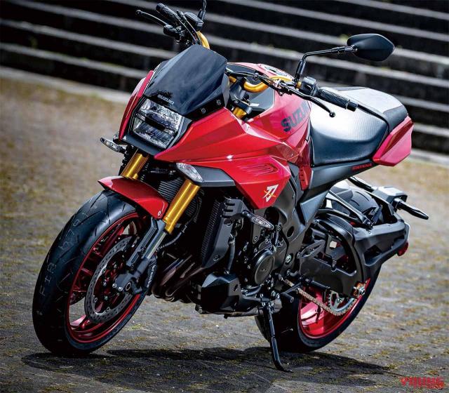[COMING SOON] Suzuki Katana Red - Bản giới hạn chỉ dành cho 100 khách hàng duy nhất