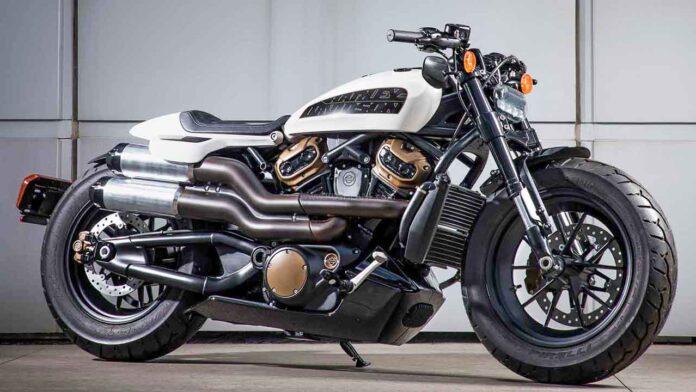 Custom 1250 - Chiếc cruiser đáng mong đợi nhất năm 2021 đến từ Harley-Davidson