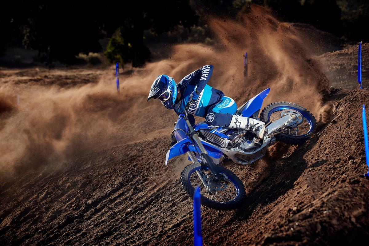Top 3 mẫu cào cào tốt nhất ra mắt trong năm nay: 2021 Yamaha YZ250F số 1!
