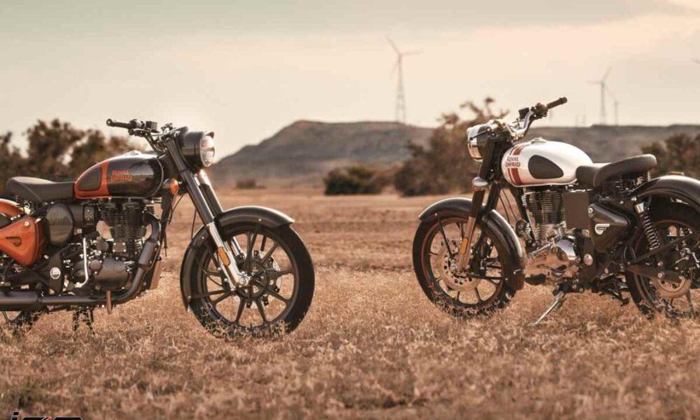 2021 Royal Enfield Classic 650cc lộ ảnh thực tế