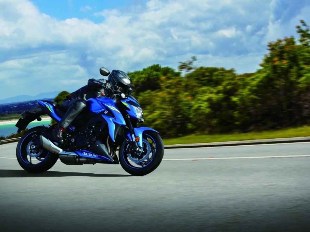Suzuki Việt Nam ra mắt GSX-S1000 2021 với mức giá gần 400 triệu đồng