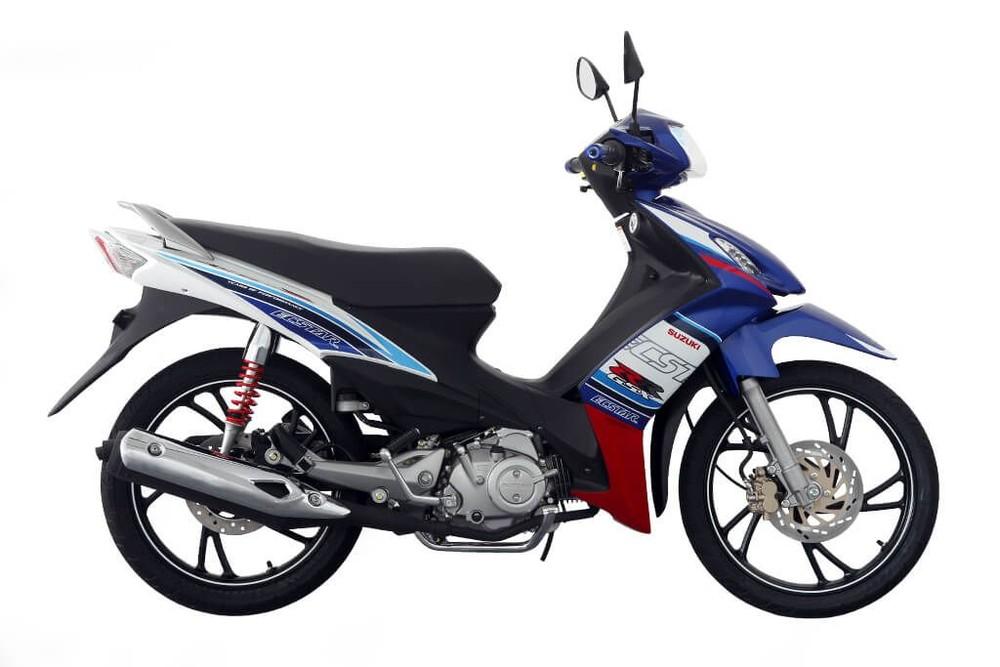 Suzuki khai tử 'cặp đôi' Axelo SP & Axelo RR tại thị trường Việt