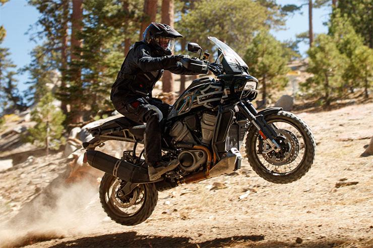 Harley-Davidson chính thức giới thiệu Pan America 2021 tại thị trường Anh