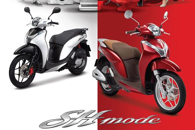 Honda SH Mode 125: Diện mạo đẹp